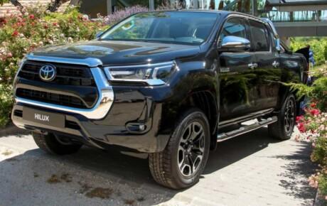 2021 Toyota Hilux 2.8d 204 CP